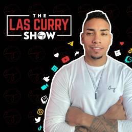 The LAS Curry Show Podcast Cover Art