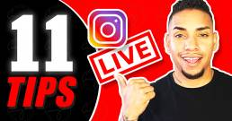 Instagram Streaming Tips for Beginners- LAS Curry