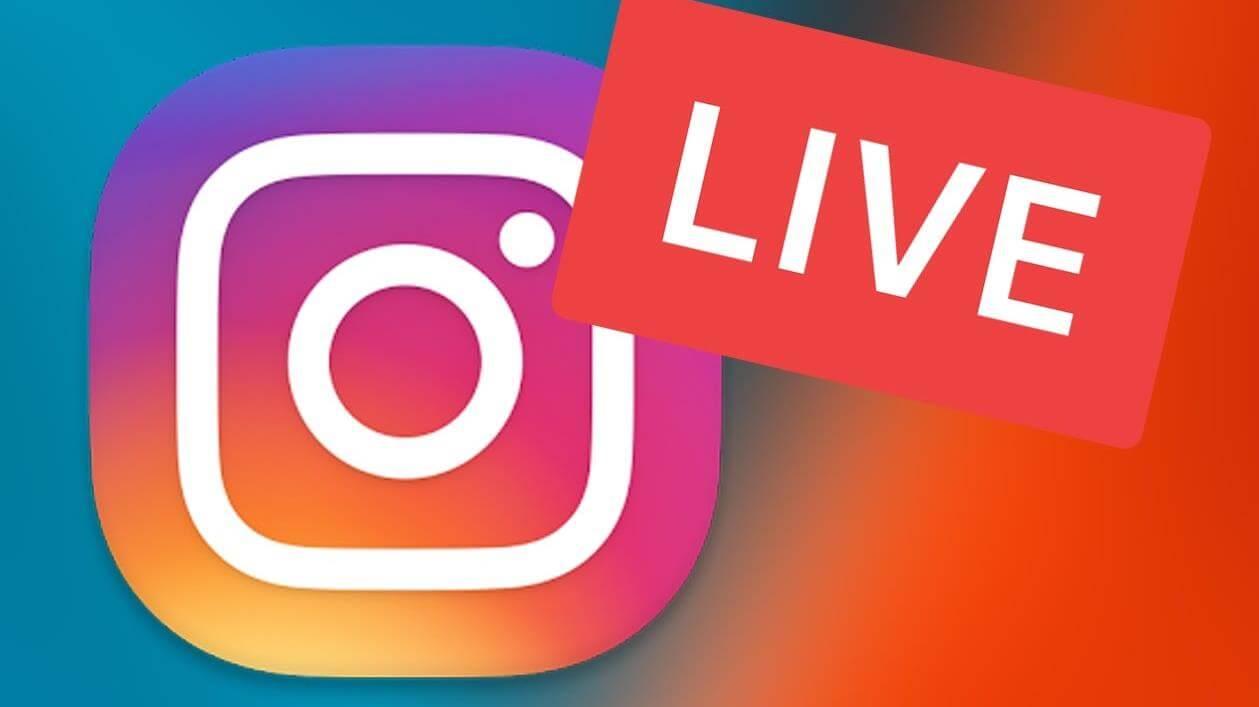 Instagram Live for Gamers